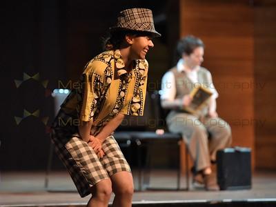 Whanganui Girls' College: The Comedy of Errors - Act I sc ii