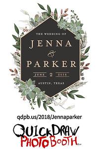 Jenna + Parker: June 2, 2018