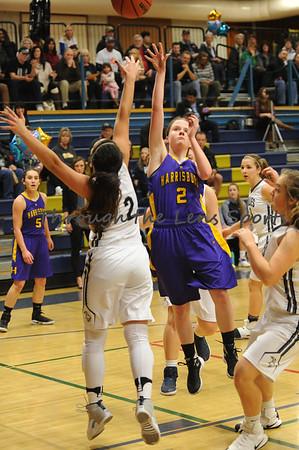 Pleasant Hill vs. Harrisburg Girls HS Basketball