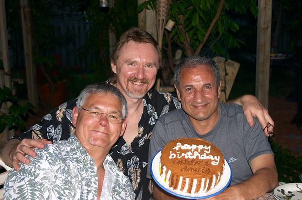 2005 - Carlo & David's Birthday BBQ
