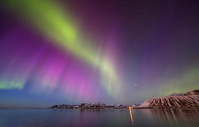 Aurora Iceland 2015