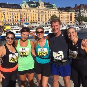 Stockholm Half Marathon 2014
