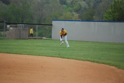 Baseball North Henderson at Brevard 2013 G2