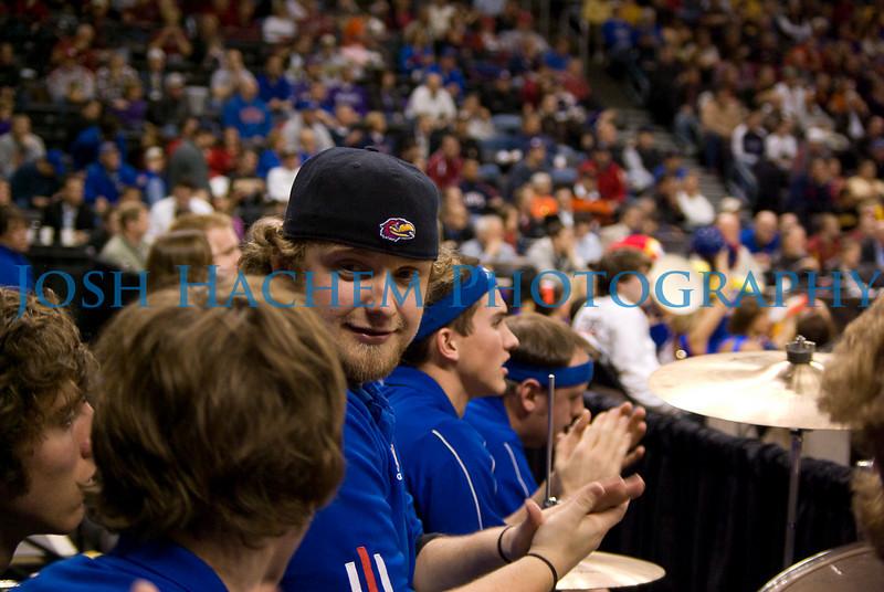 March 12, 2009 KU v Baylor MBB Big12 058