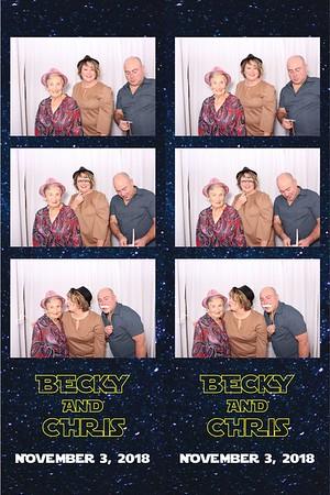 Becky & Chris