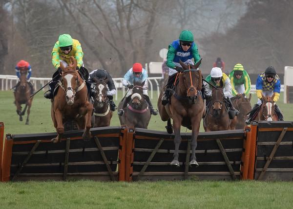 Race 1 - Saint Dalina