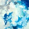 Blu Design-Hibberd, 40x40 on canvas