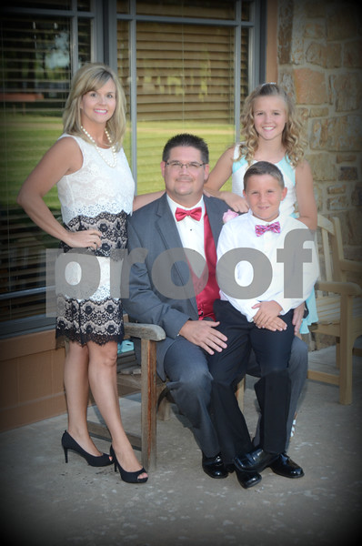The Terry Hissong Family