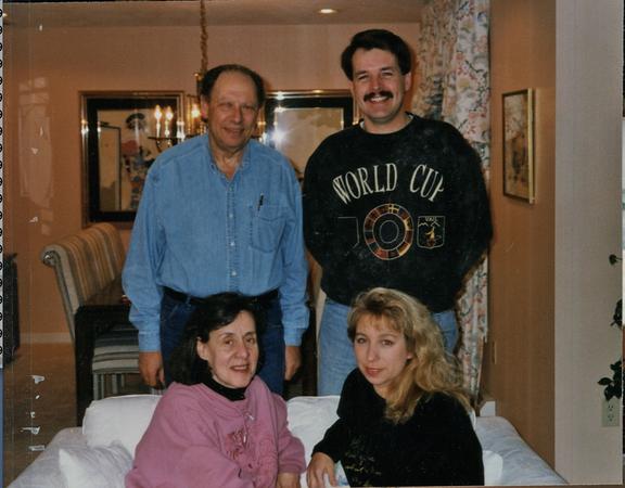 1996 12 Dinner Weiners, Defosses, Cammetts
