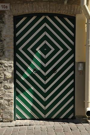 Doors of Tallinn