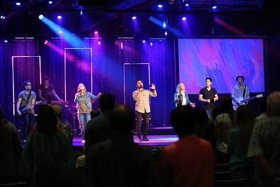 2018-08-19 Sunday Worship