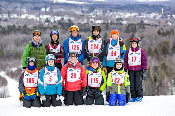 2016-2017 OHMS Alpine Ski Team