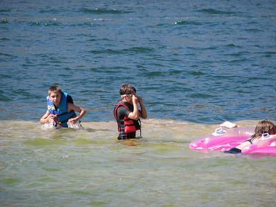 2007/08 Camping at Sun Lakes
