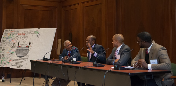 A Celebration of Black Men in STEM: What is Your Narrative?