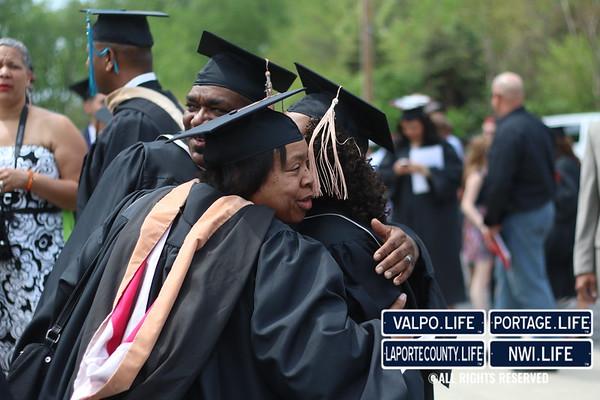 2015 Calumet College of St. Joseph Graduation