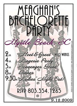 Bachelor/Bachelorette Party Invitations