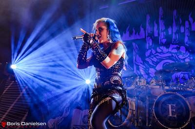 Arch Enemy - 01/02/18 @ Rockefeller Music Hall, Oslo.