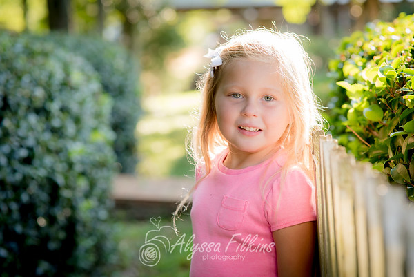 Roseann - Mini Session