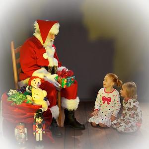 Santa Chuck