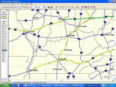 Alcan Maps
