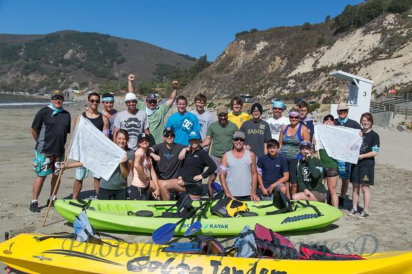 Cota's Central Coast Survivor Challenge 2013