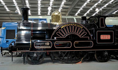 National Railway Museum, Shildon (Locomotion), 2005