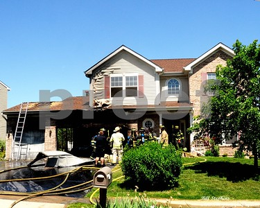 HOUSE FIRE 123 NORMAN MCHENRY IL