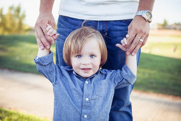Herawi 3 Generation Family Portraits