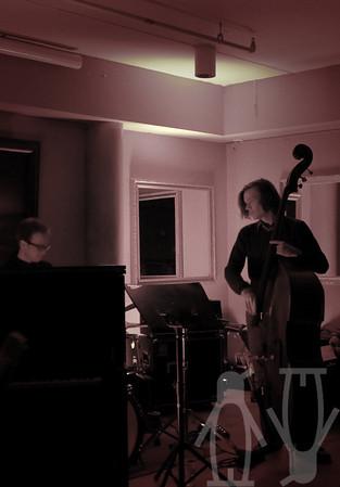 Martin Vinje Trio, 24.01.2014