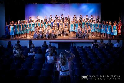 LMS Show Choir Back to School Night 9/25/14