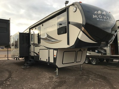2017 Fifth Wheel Shopping (January)