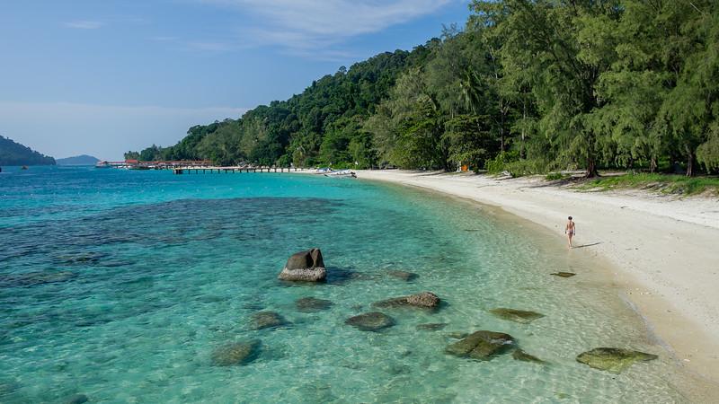 Iles de Perhentian, Malaisie
