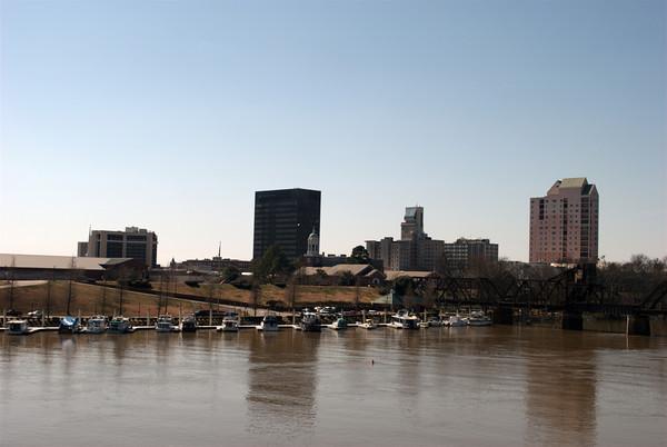2010/02/20 - Riverwalk and Skyline