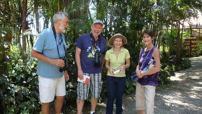ORCHID GARDEN - La Garita, Costa Rica