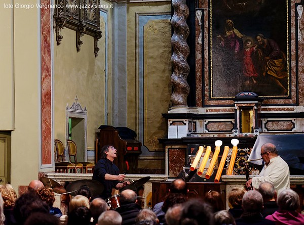 Francesco D'Auria & Michel Godard - 5 aprile 2019, Sala Italo Tajo, Pinerolo