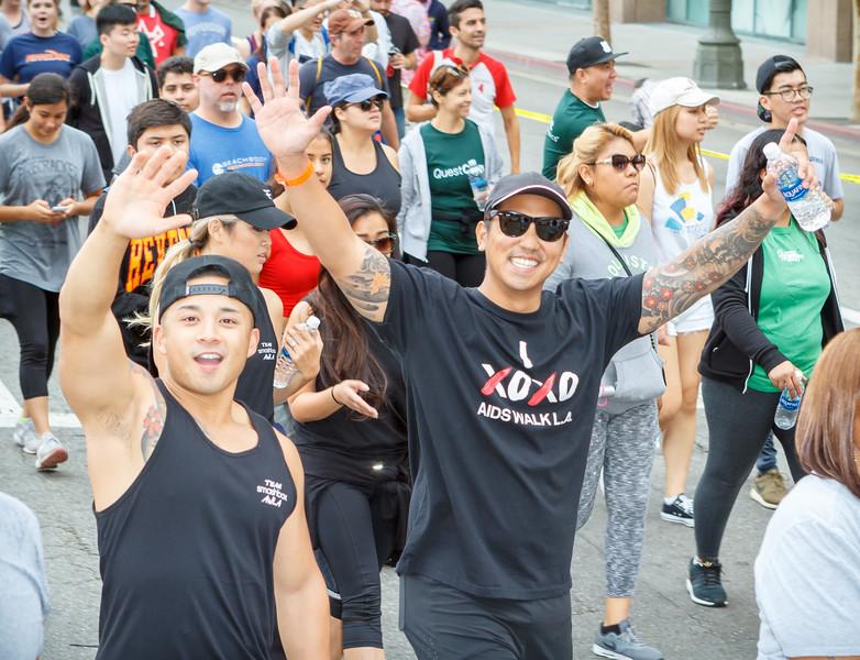 AIDS Walk Los Angeles
