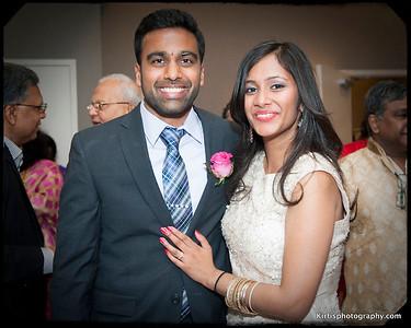 Rahul & Sakshi's  Engagement Party