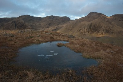Thors Butress and Broad Crag