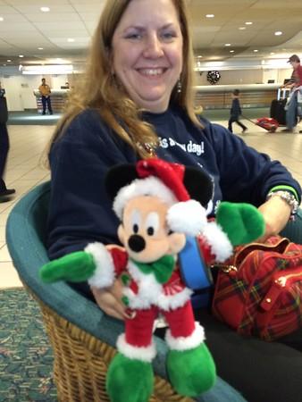 Disney in December 2015