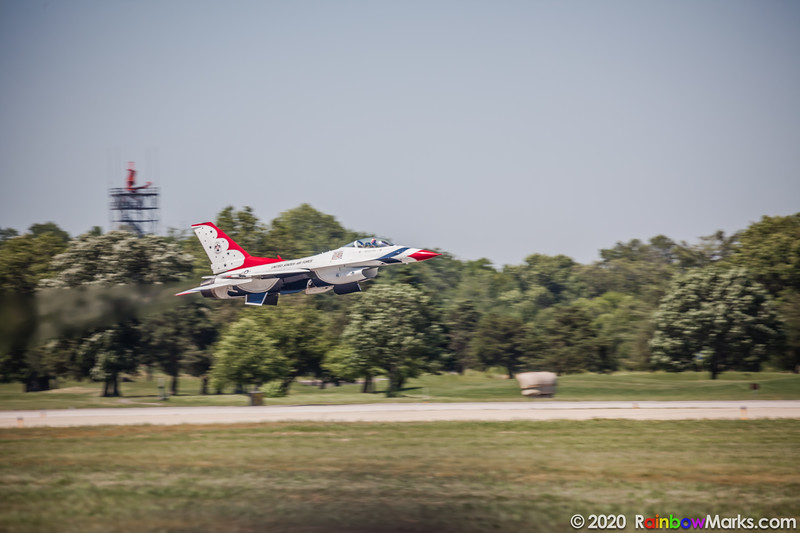 Thunderbird 6 Taking Off June 2017