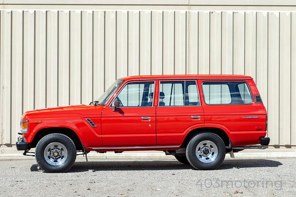 '85 Land Cruiser