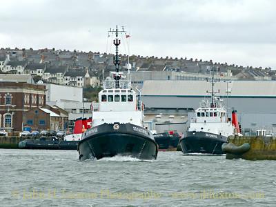 Serco Marine Services - Tugs