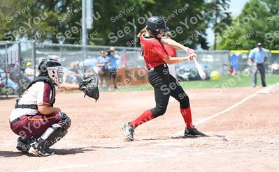 State Softball 1A Clarksville Vs Libson