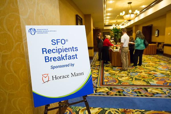 34. SFO Recipient Breakfast