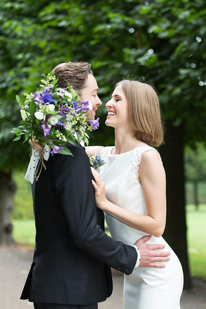 Bryllupsbilleder Søs og Kasper