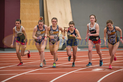 WHAC Indoor Track 2018 - 5K Run Women