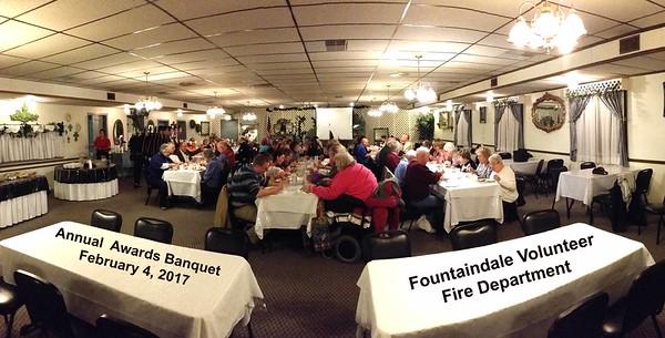 Fountaindale Banquet