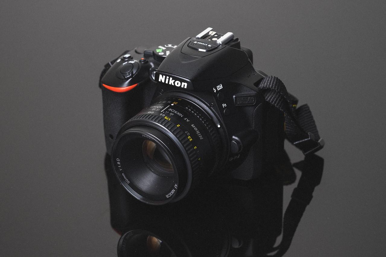 Nikon D5500 Best Memory Card
