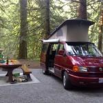 Camping #2 #3 - Goldstream - April May