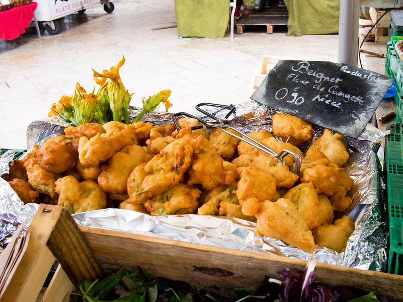 aix en provence market fried zucchini flowers.jpg